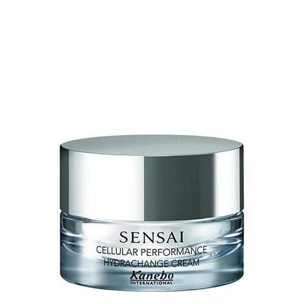 Crema facial textura gel calmante