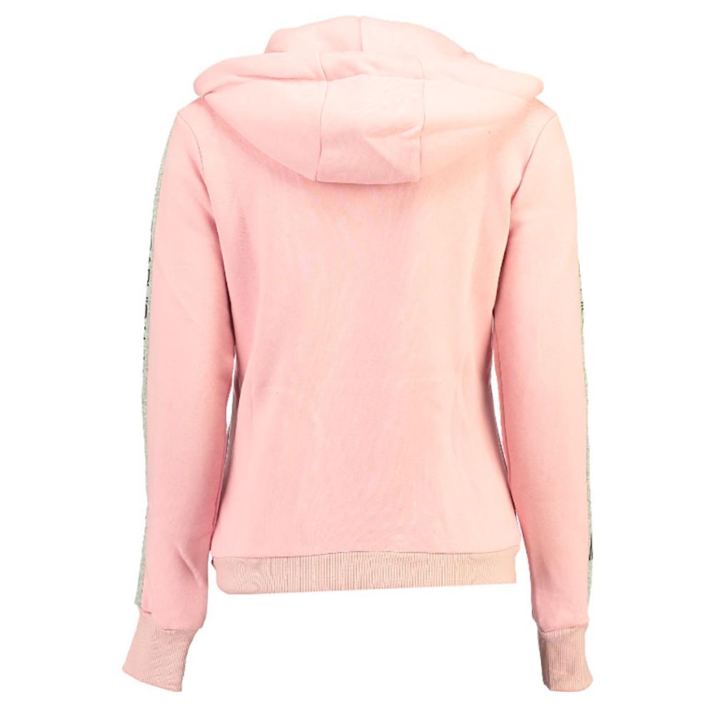 Sudadera mujer - rosa claro