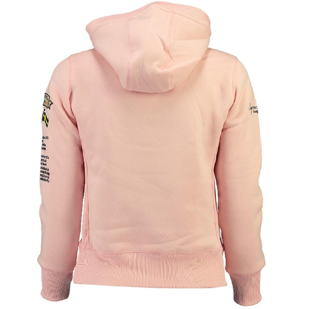 Sudadera mujer - rosa