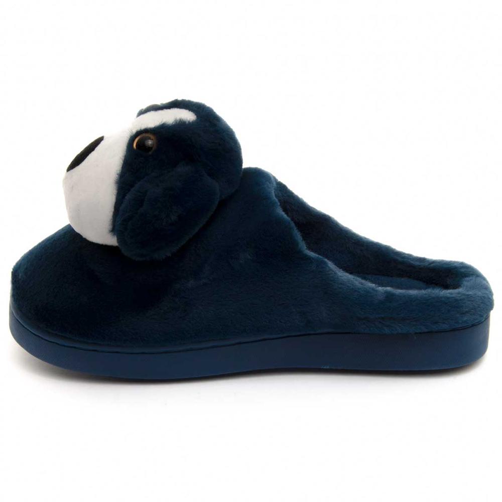 Slipper mujer - azul