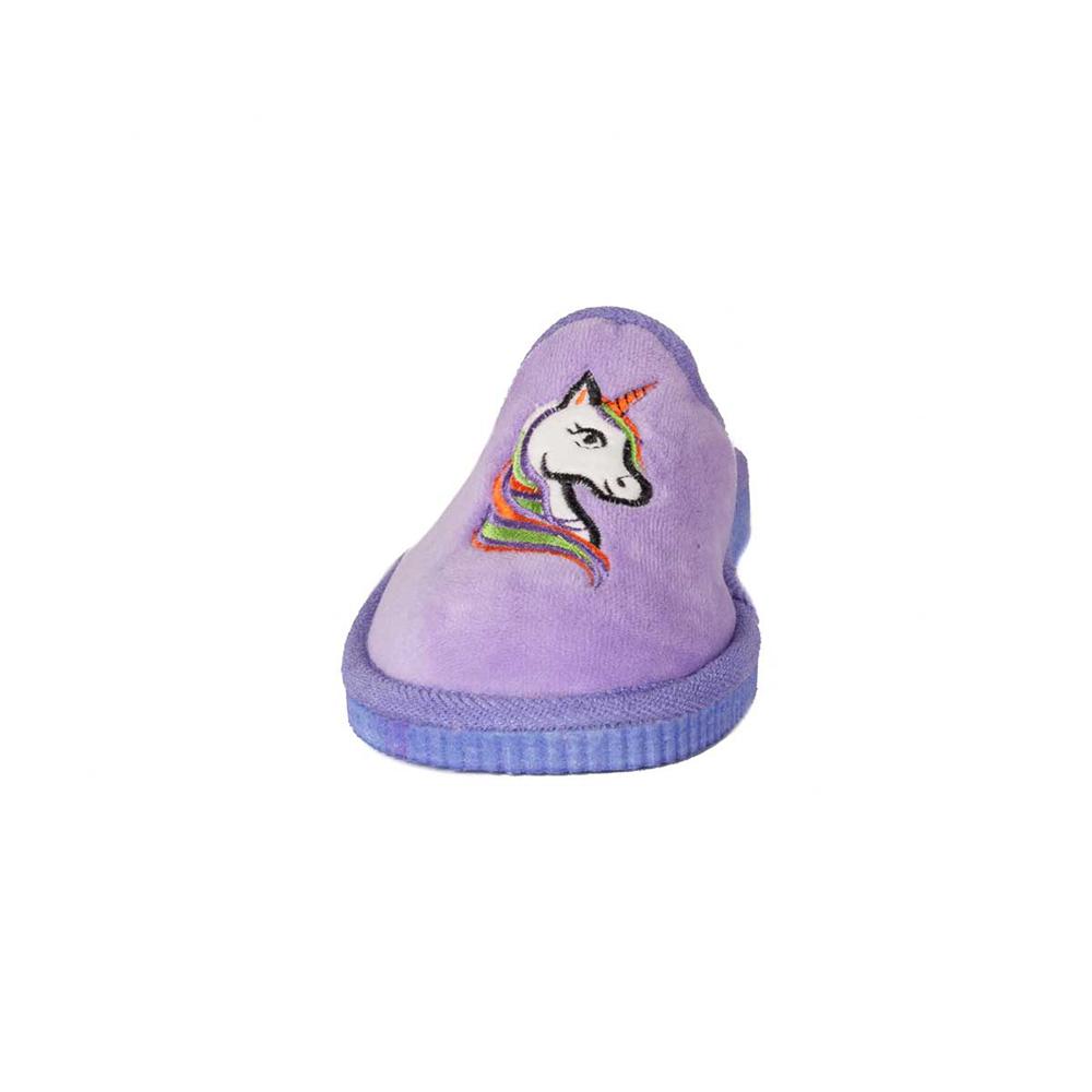 Slipper mujer - púrpura