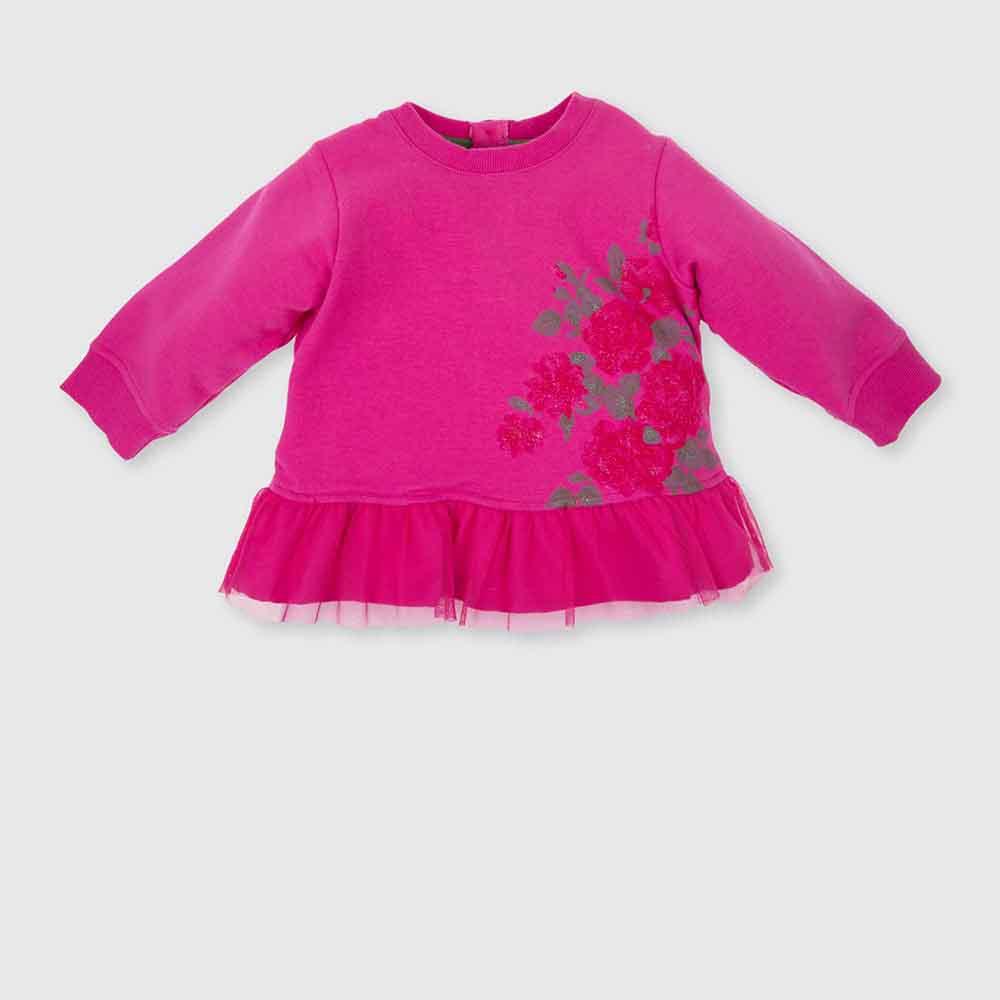 Jersey niña - rosa