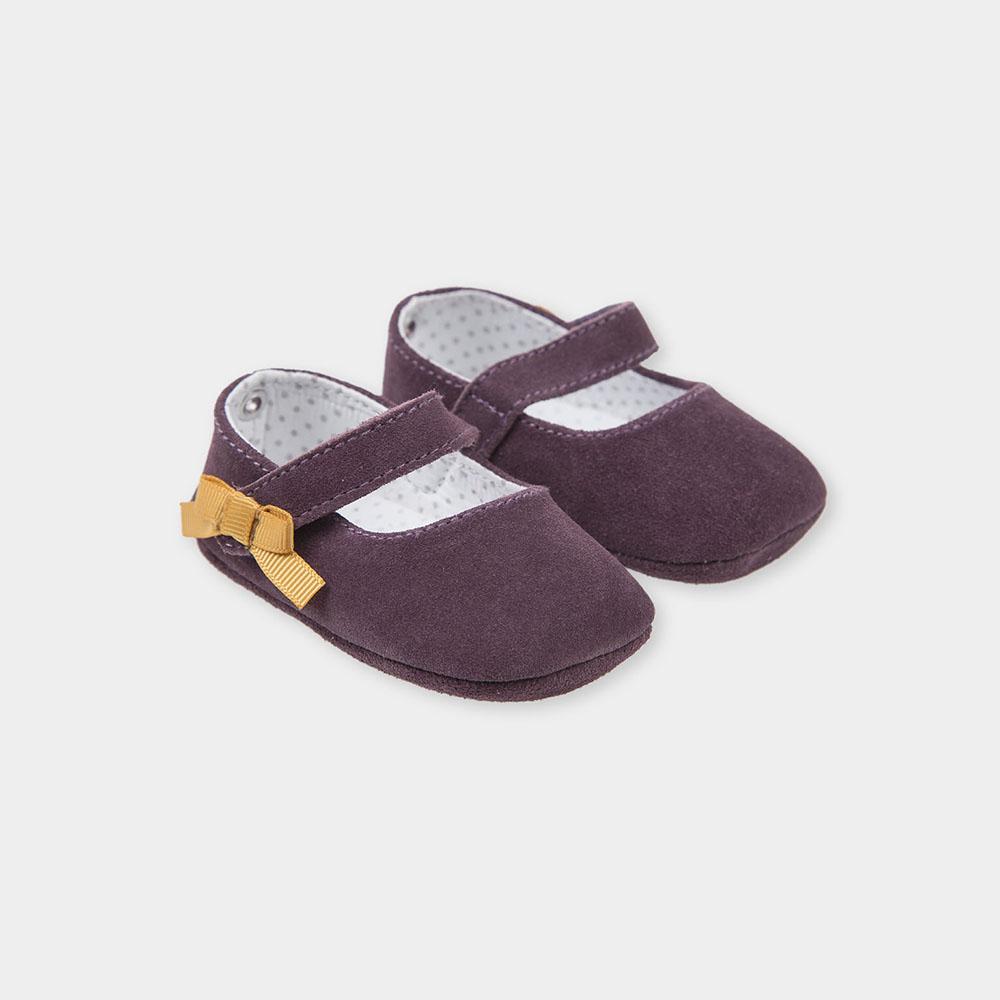 Merceditas bécquer niña - púrpura