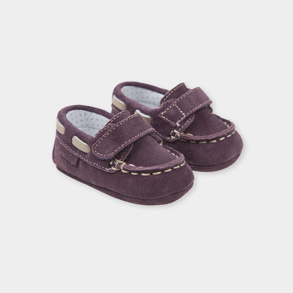 Zapato bebé - púrpura