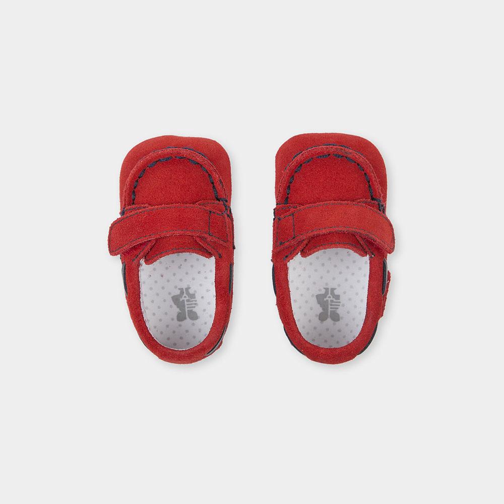 Zapato sartre niño - rojo