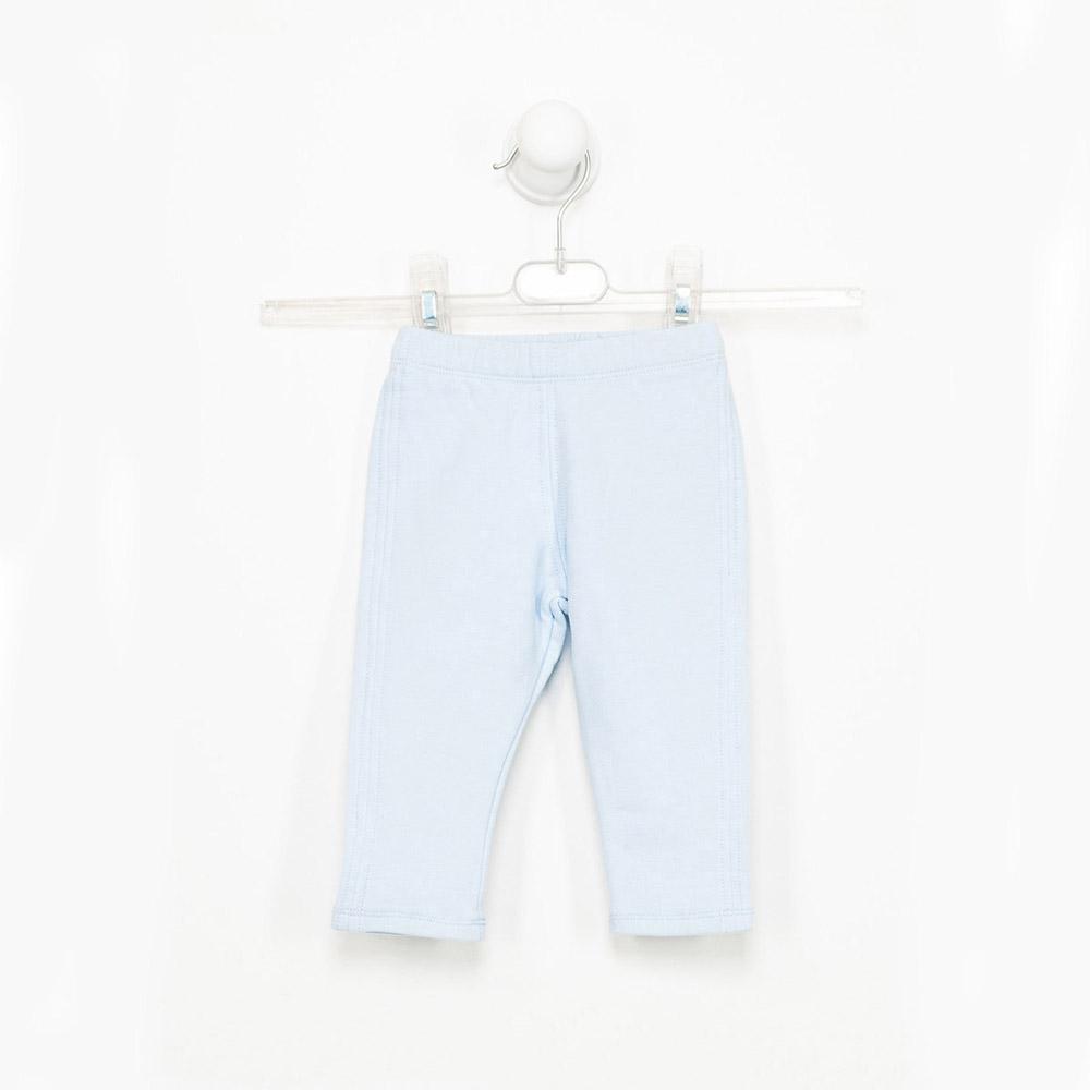 Pantalones bebé niño - azul celeste