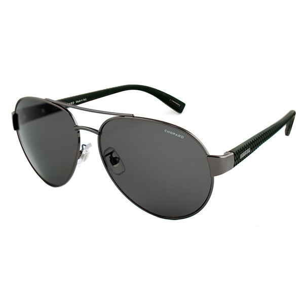 Gafas de sol hombre metal - gris