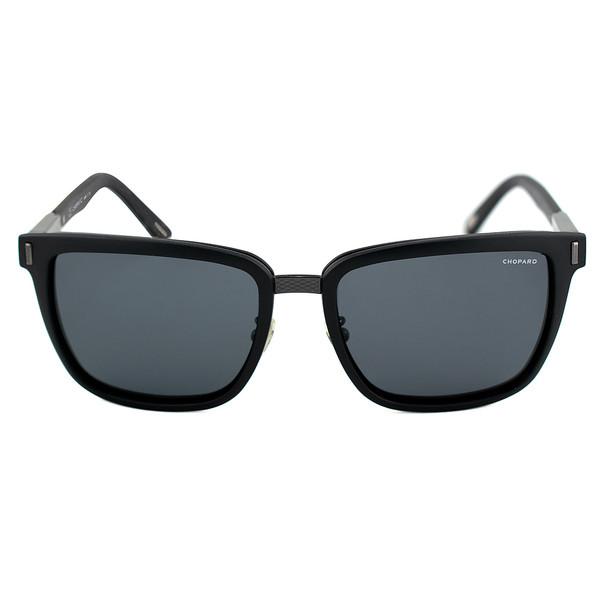 Gafas de sol hombre metal - negro