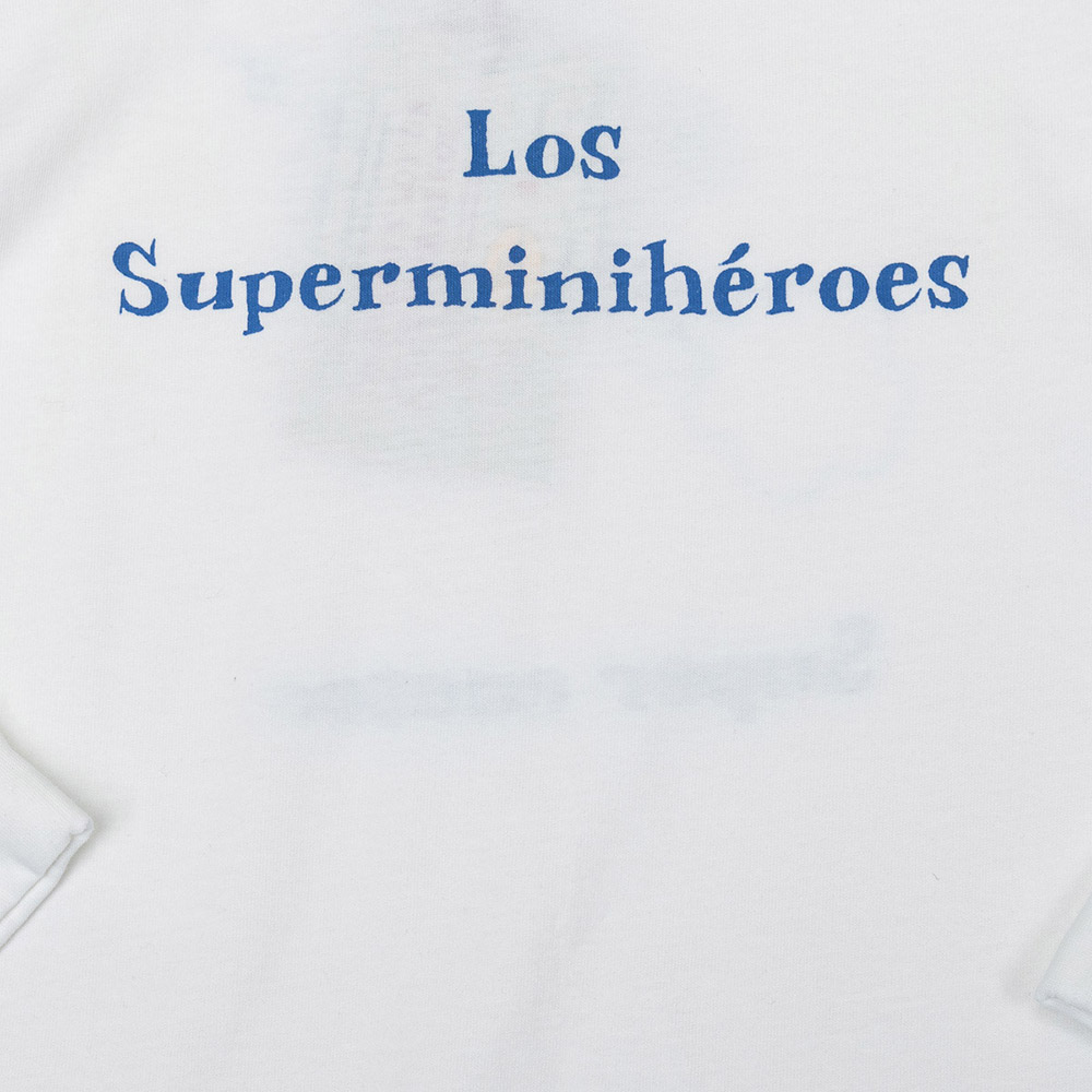 Camiseta m/larga niño - blanco