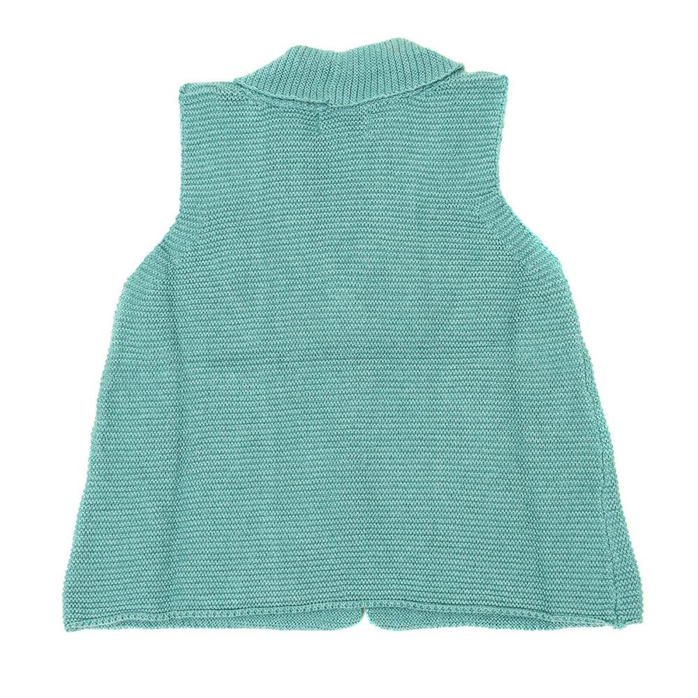 Chaleco bebé - verde