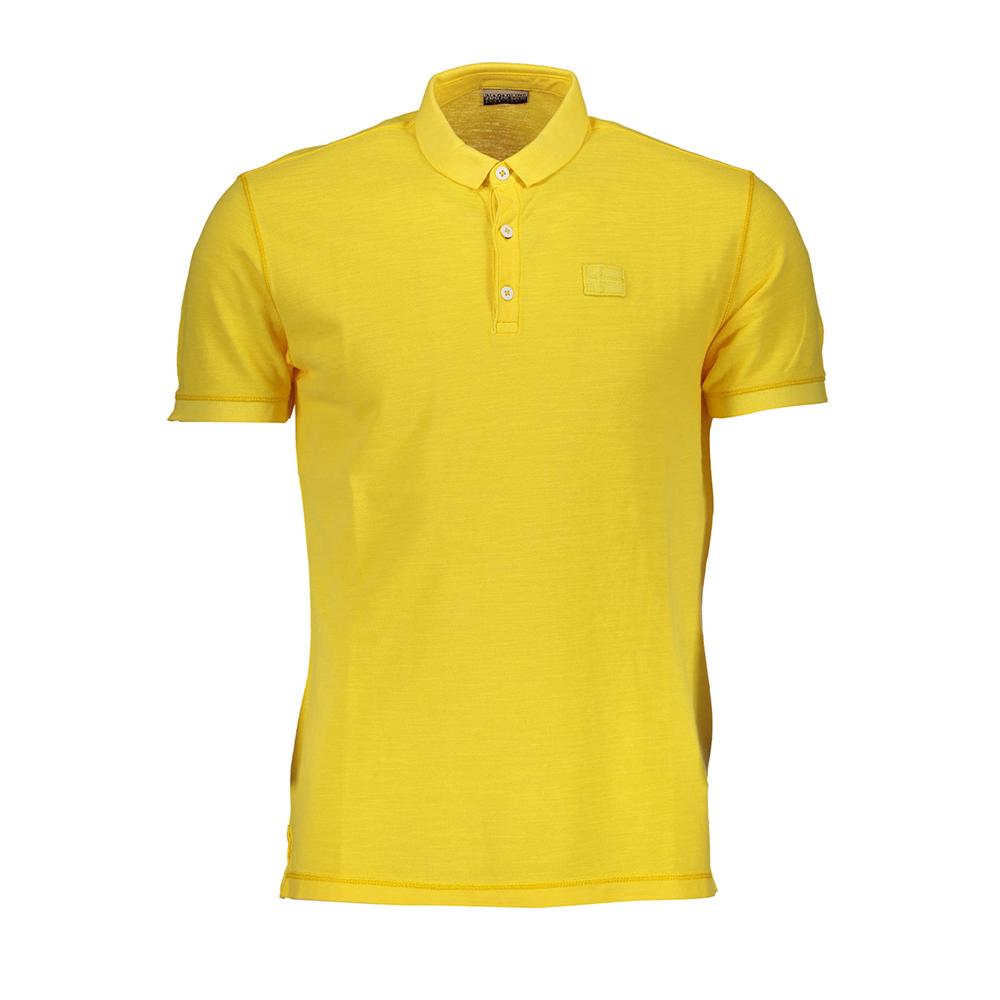 Napapijri Erzin Freesia Yellow Polo para Hombre