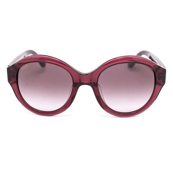 Gafas de sol mujer - burdeos