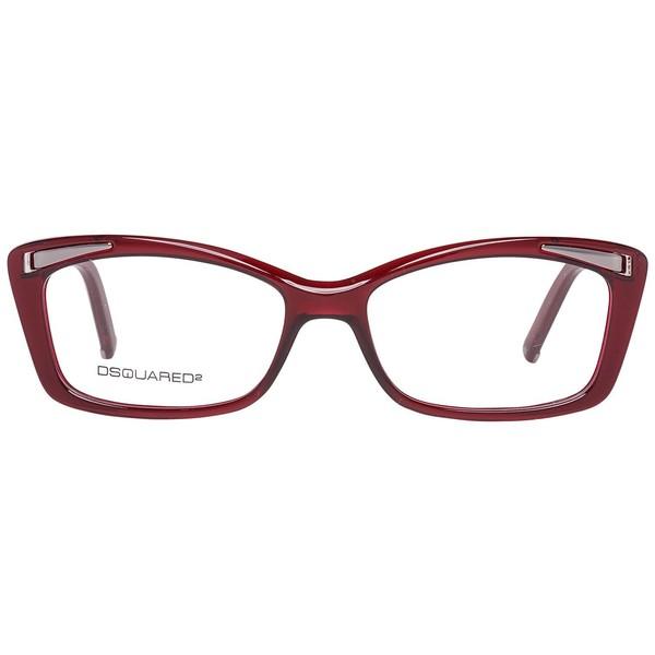 Gafas de vista mujer - burdeos