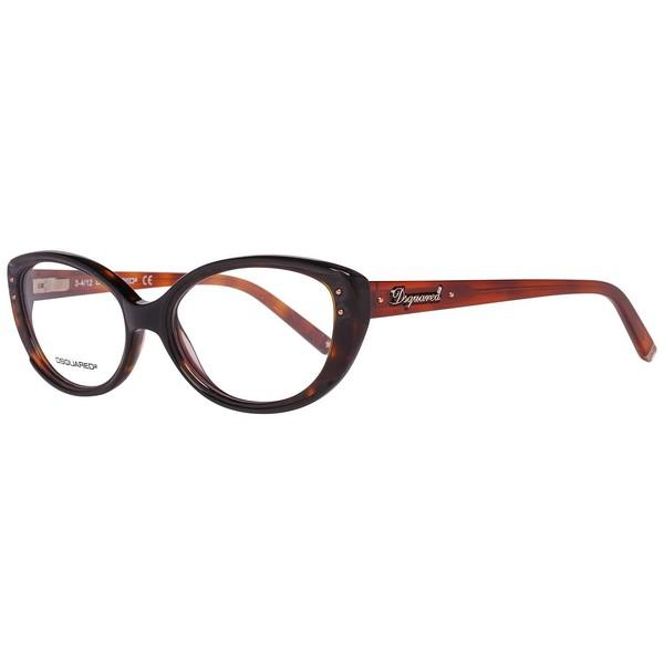 Gafas de vista mujer - marrón
