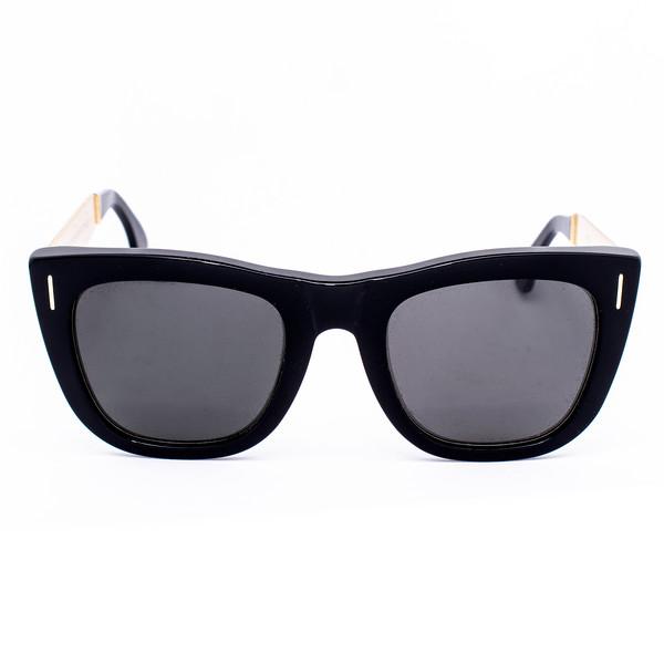 Gafas de sol mujer - negro/dorado