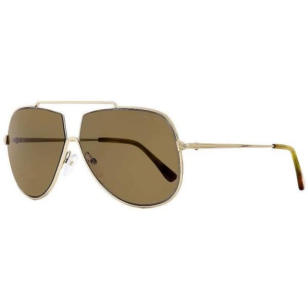 Gafas de sol metal hombre - dorado/habana