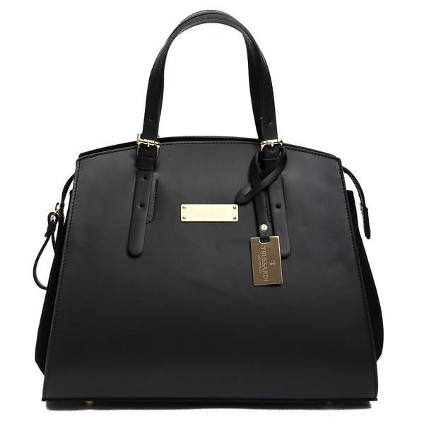 Bolso Handbag mujer piel - negro
