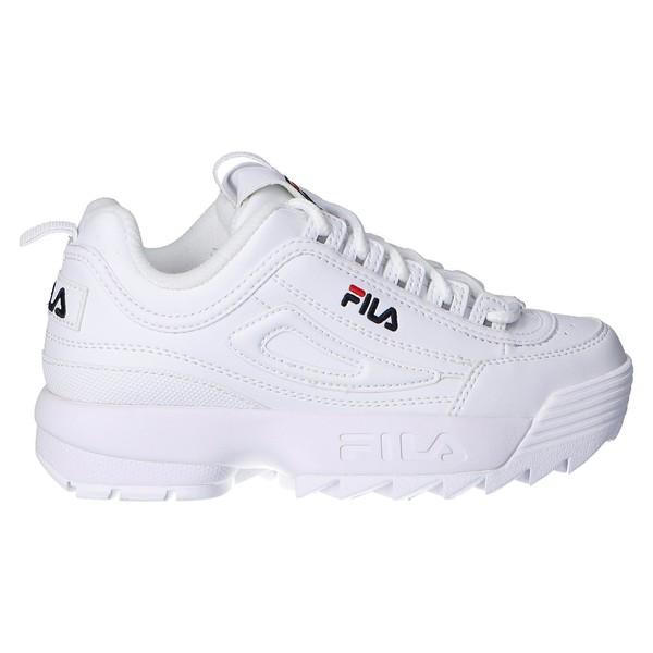 Sneaker infantil - blanco