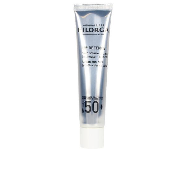 Cuidado solar facial antimanchas SPF50+