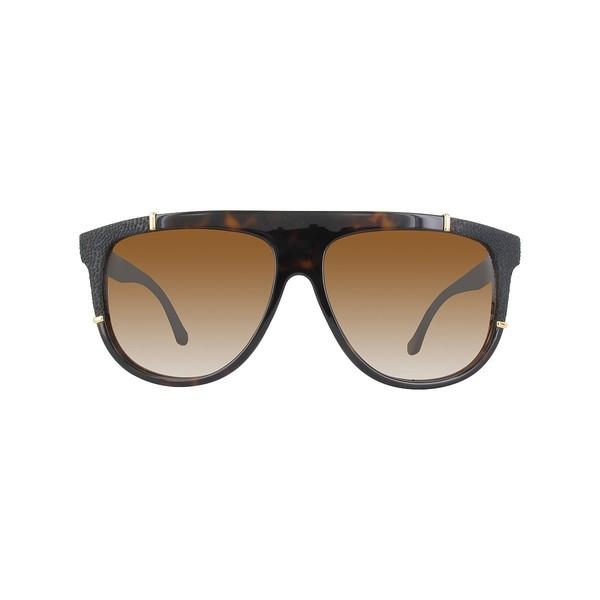 Gafas de sol mujer - verde/negro
