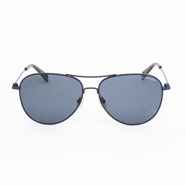 Gafas de sol unisex - azul metalizado
