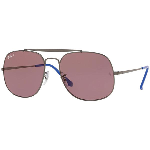 Gafas de sol hombre - gumnetal/violeta