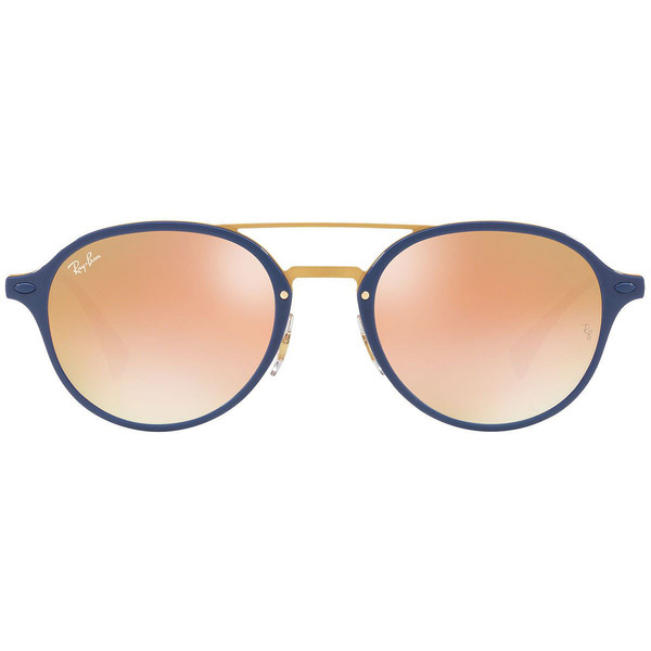 Gafas de sol hombre - azul/rosa
