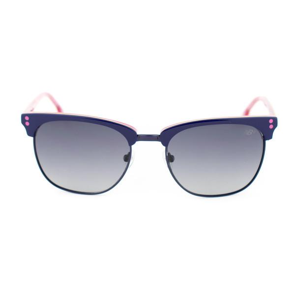 Gafas de sol mujer polarizadas - azul marino/rosa