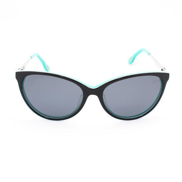 Gafas de sol mujer polarizadas - negro/verde