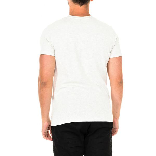 Camiseta m/corta hombre - gris claro
