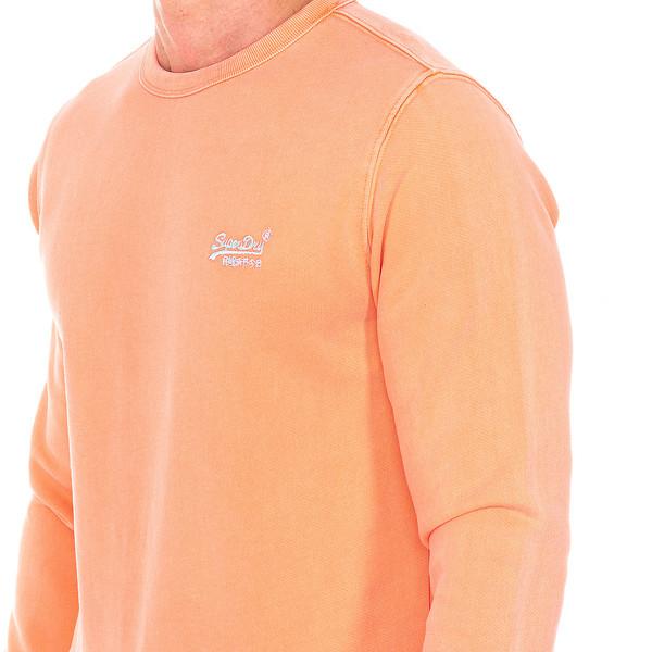 Jersey m/larga hombre - coral