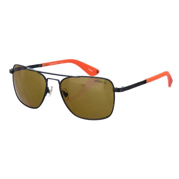 Gafas de sol mujer - negro-naranja
