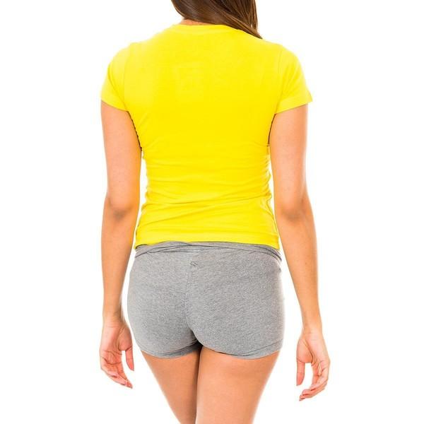 Pack de dos camisetas Hello Kitty Mujer - Blanco-amarillo