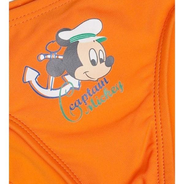 Bañador niño Mickey Bebe - Naranja