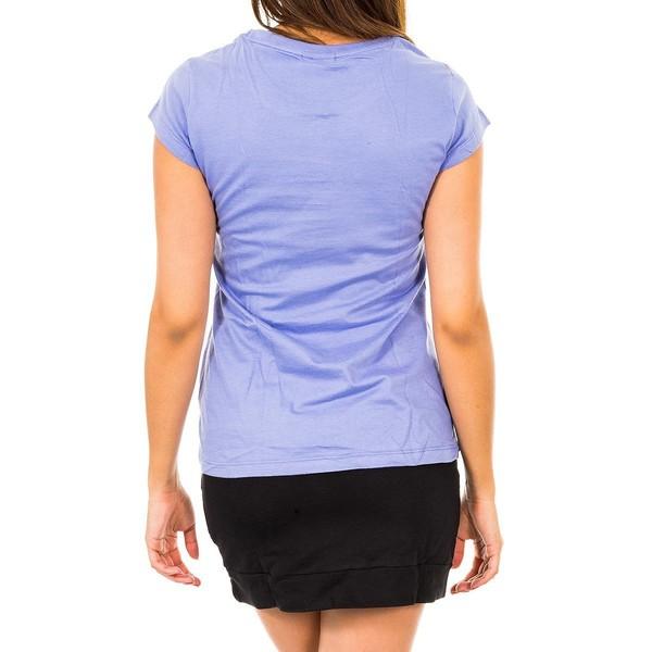 Camiseta m/corta Minnie Mujer - Lavanda