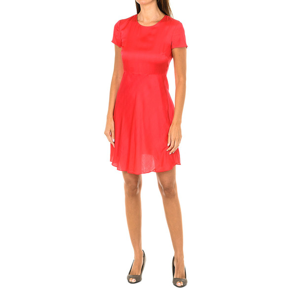 Vestido mujer - coral