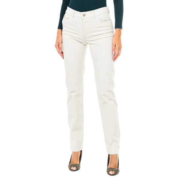 Pantalón mujer - beige