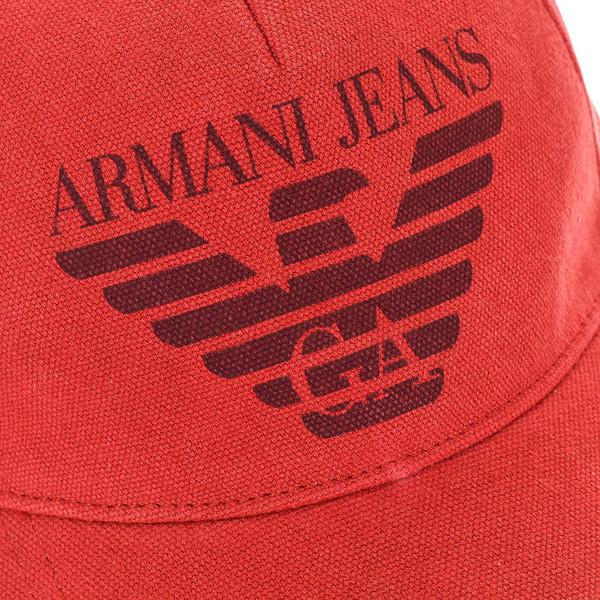 Gorra hombre - rojo