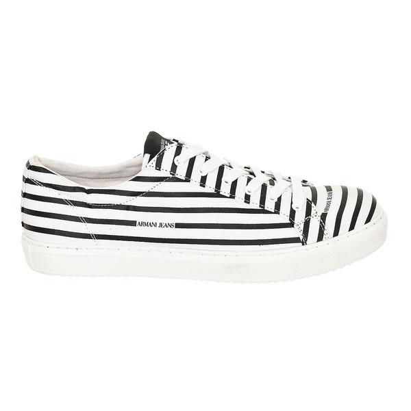Sneaker hombre - negro/blanco