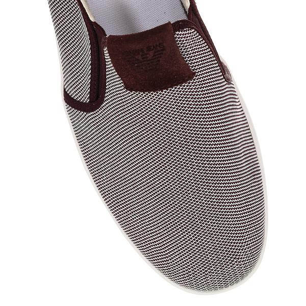 Sneaker hombre - granate