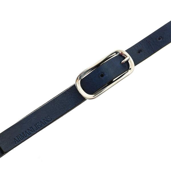 Cinturón mujer - azul marino