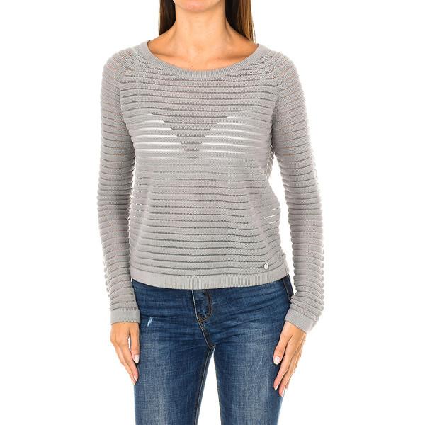 Jersey m/larga mujer - gris