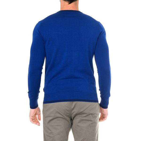 Jersey m/larga hombre - azul