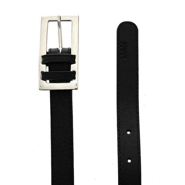 Cinturón de mujer Armani Jeans WOMEN - Negro
