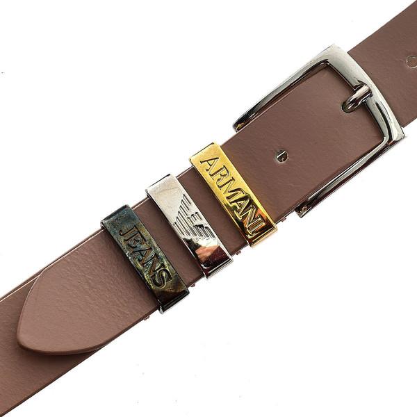 Cinturón de mujer Armani Jeans WOMEN - Rosa claro
