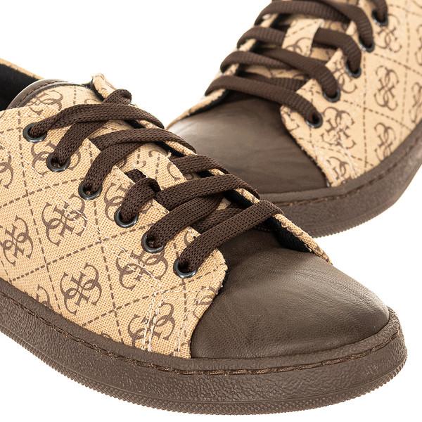 Zapatilla deportivas - marrón