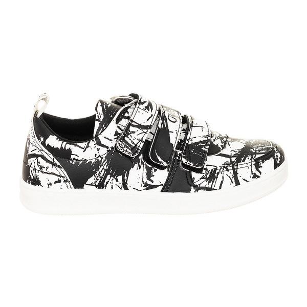Zapatilla deportivas niño - negro/blanco