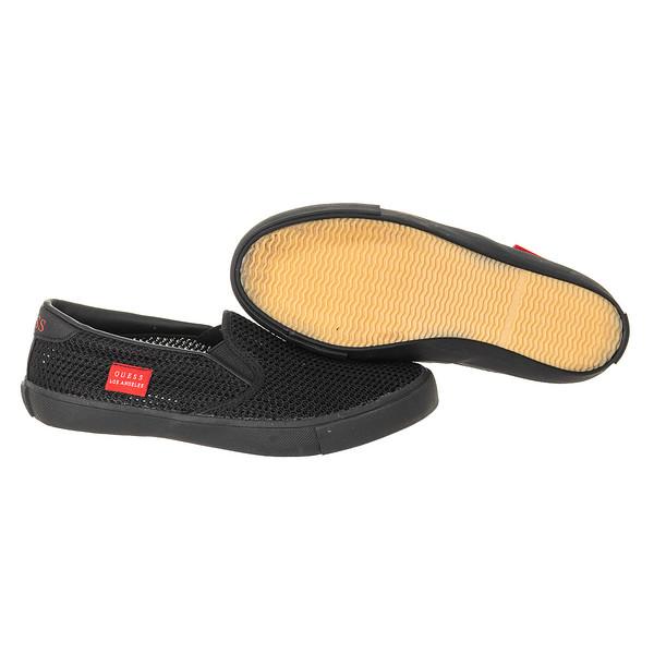 Zapatilla sin cordones - negro