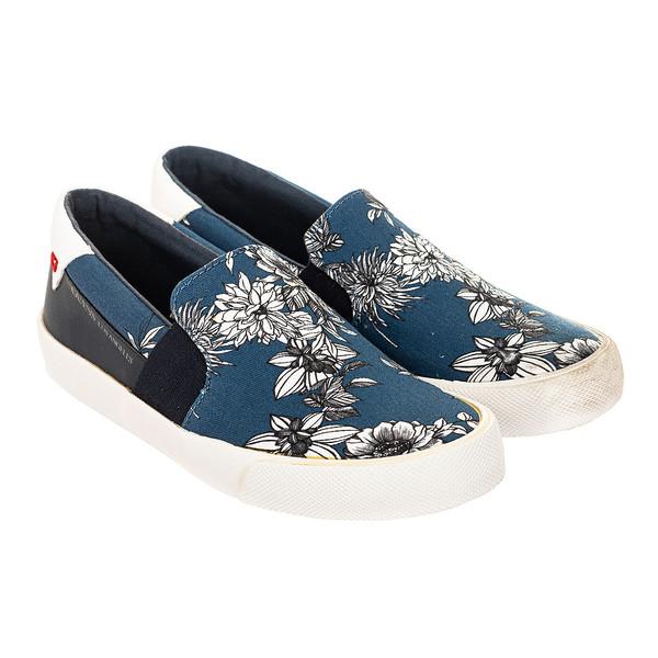 Zapatilla deportivas - azul marino