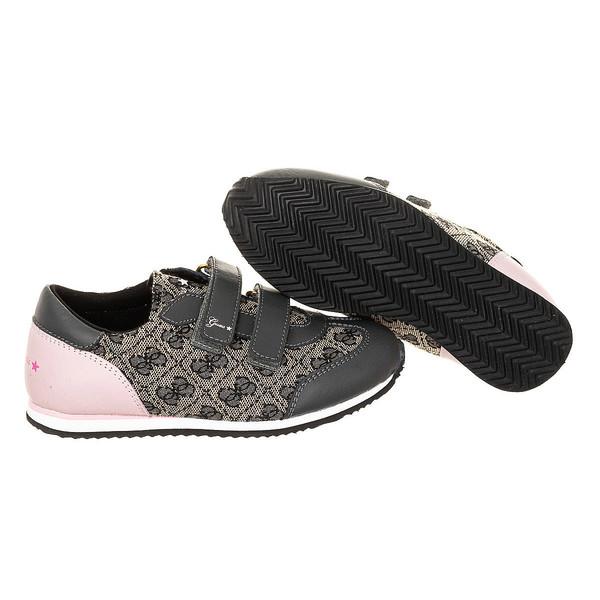 Zapatilla deportivas - gris/rosa
